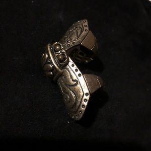 Jewelry - Full Finger Armor Ring